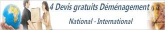 DEMENAGEMENTS Internationaux depuis Bordeaux avec  «D.B.A. Déménagement »
